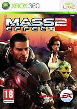 Mass Effect 2 Xbox 360 Video Game Microsoft XBOX360
