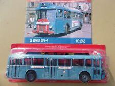 n° 77 SOMUA OP5-3  ROETTIG  Autobus et Autocar du Monde année 1955 1/43 Neuf