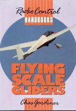 Flying Radio Control Scale Model Glider Plane Airplane Hard To Find Out Of Print