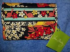 VERA BRADLEY~HAPPY SNAILS~EURO WALLET~NEW WITH TAGS~RETIRED PATTERN