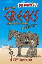 DR DINO HOW MANY GREEKS CAN YOU FIT INSIDE A HORSE __ BRAND NEW __ FREEPOST UK