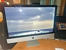 Apple 27 inch iMac i7 4.0ghz Retina 5k