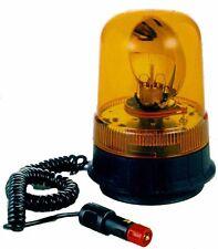 Rundum Kennleuchte Orange 12V 24V KFZ  mit Magnetsockel