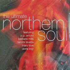 NEW SEALED - ULTIMATE NORTHERN SOUL - R&B Pop Music CD Album Carstairs Tempos