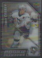 Alexander Ovechkin / Sidney Crosby 2006 UD Rookie Showdown #RS-SCAO
