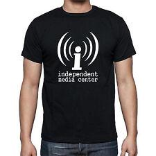Independent Media Center T shirt Tee