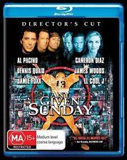 Any Given Sunday (Blu-ray, 2017)