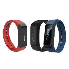 B56 Smartwatch Armband Puls Uhr Schrittzähler Sport Fitness Tracker IOS Android