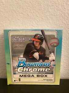 2020 Topps Bowman Chrome Baseball Mega Box Brand New Sealed SHIPS FAST MLB