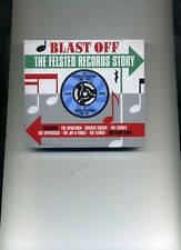 BLAST OFF - THE FELSTED RECORDS STORY - CHARLIE GRACIE CRYSTALS - 2 CDS - NEW!!