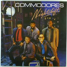 "12"" LP - Commodores - Nightshift - E1484 - cleaned"