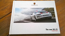 HB Brochure PORSCHE 911 R 2016/03 : A4 size, 68 pages / English GB