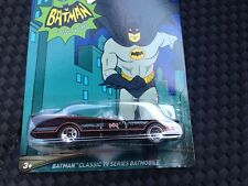 Hotwheels 1966 BATMOBILE! tv batman robin George Barris Adam West toy car model