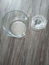 New listing Pampered Chef Trifle Bowl with Pedestal No Lid