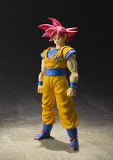 Bandai S.h. Figuarts Son Goku Super Saiyan God