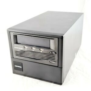 Compaq Series 3306 110/220GB SDLT SCSI External Tape Drive