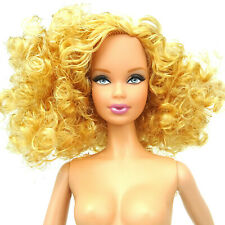 Barbie BasicDoll Model No.3 Colletion No.002 NewNude with Stand