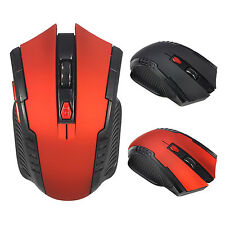 2.4Ghz Mini portable Wireless Optical Gaming Mouse Mice For PC Laptop
