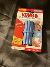 Kong Puppy Teething Stick Blue Small