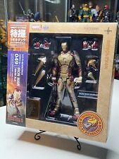 Kaiyodo Revoltech 049 Iron Man Mark 42 MK-XLII PRE-OWNED USED SEE DESCRIPT USA