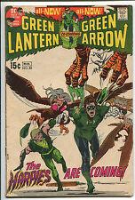 Green Lantern #82 - Harpies Cover! - (Grade FN-) 1970