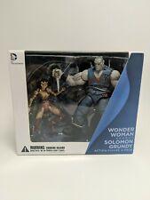 """DC Comics Injustice Wonder Woman VS Solomon Grundy 3.75"""" Action Figures 2 PK"""
