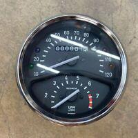 BMW Airhead R75/5 Instrument Cluster Speedometer Tachometer New