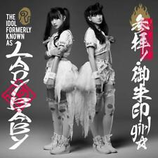 LADYBABY Sanpai! Goshuin girl 1st Maxi Single CD Normal Edition New w/Tracking#