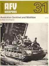 AFV Weapons Profile 31 - Australian Sentinel e Matildas - DVD