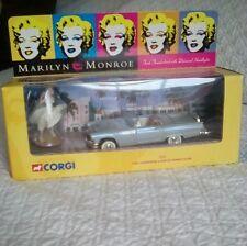 CORGI 39902 Marilyn Monroe Figure and Ford Thunderbird w/Diamond Headlights.