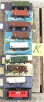 Piko Konvolut 9 Stück 2-achsige Güterwagen Ep.3/4, DR etc. gebraucht erhalten, K