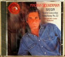 SEALED RCA Haydn ZUKERMAN Violin Concertos/Symphony 22 (CD, 1993) D-102715