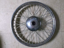 Harley Davidson Softail 21-2.15  Front Wheel Rim Spoke Used