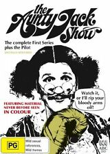The Aunty Jack Show: Series 1 (DVD 2-Disc Set) Garry McDonald-Grahame Bond NEW