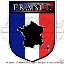 FRANKREICH französisch Schild Francia VINILO STICKER AUFKLEBER 100 mm