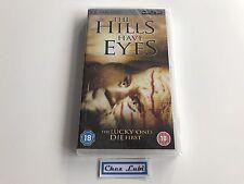 The Hills Have Eyes - UMD Video - Sony PSP - EN - Neuf Sous Blister