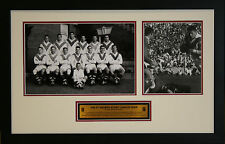 1956 St George Collage signed by Norm Provan Framed