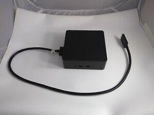 Dell ThunderBolt 2RRTM Precision 7530 7730 Docking Station TB18DC K16A - NO AC