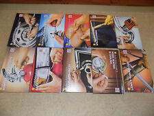 10 HARDCOVER TIME-LIFE BOOKS, SHELL CANADA, QUICK ACTION GUIDES