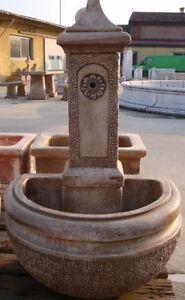 Wasserzapfstelle Wandbrunnen Standbrunnen Brunnen   Zierbrunnen Art.62/TU