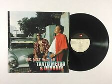 TANTO METRO & DEVONTE The Beat Goes On LP VPRL1621 US '01 VG++ Gold Stamp! 11G/I