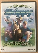THE ADVENTURES OF SKIPPY vol 2 (R1 DVD) Australian TV Series ANDREW CLARKE