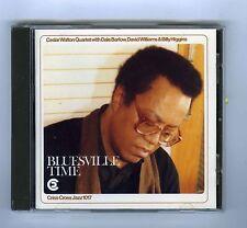 CD CEDAR WALTON QUARTET BLUESVILLE TIME