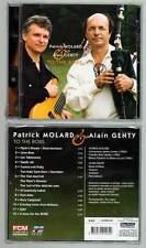 "PATRICK MOLARD - ALAIN GENTY ""To The Bobs"" (CD) 2004 NEUF"