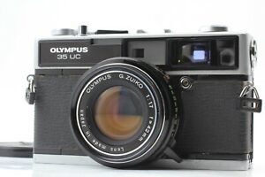 【Near MINT 】 Olympus 35 UC Rangefinder G Zuiko 42mm f/1.7 Lens 35SP From JAPAN