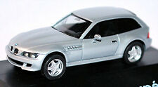 BMW Z3 M Coupe E36/8 1998-2002 Silver Metallic 1:87 Herpa