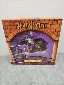 Harry Potter Puzzle Hagrid On Motorcycle Mattel 550 pieces 2001 SEALED New