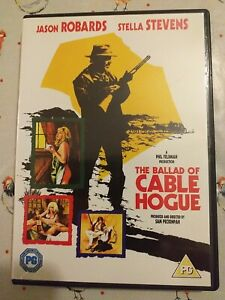 The Ballad of Cable Hogue [DVD] Very Good CONDITIONS