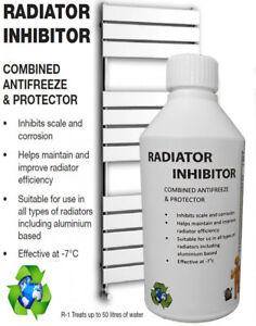 Towel Radiator Inhibitor & Protector - Inhibitor & Protector