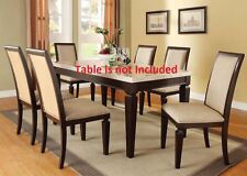 Dining room Modern High back Stylish Dining Chairs Dining room Furniture Chair